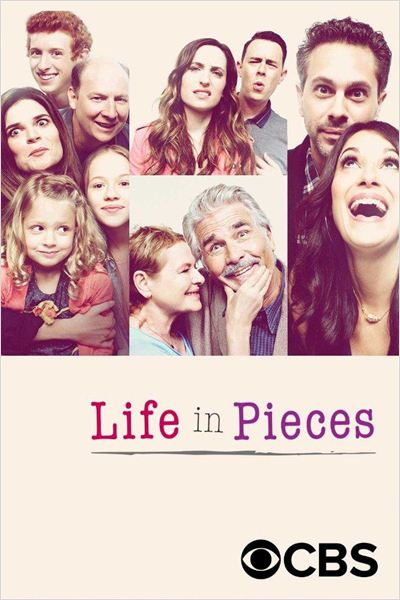 Life in Pieces saison 2 en vo / vostfr (Episode 22 VO)