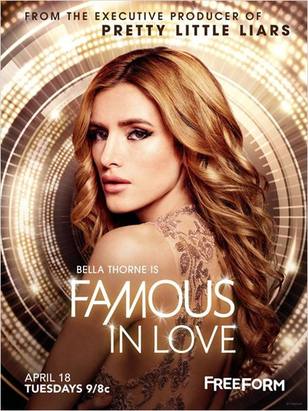 Famous In Love : Affiche