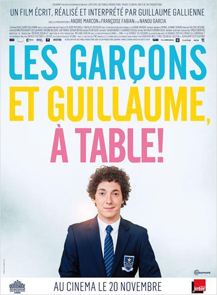 Les Garçons et Guillaume, à table ! [BDRip] film dvdrip gratuit