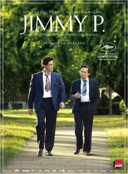 Jimmy P. (Psychothérapie d'un Indien des Plaines) : Affiche