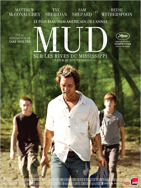 Mud - Sur les rives du Mississippi : Affiche