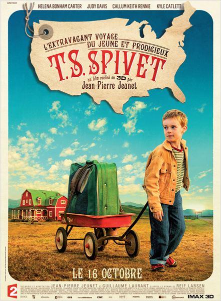 L'Extravagant voyage du jeune et prodigieux T.S. Spivet ddl