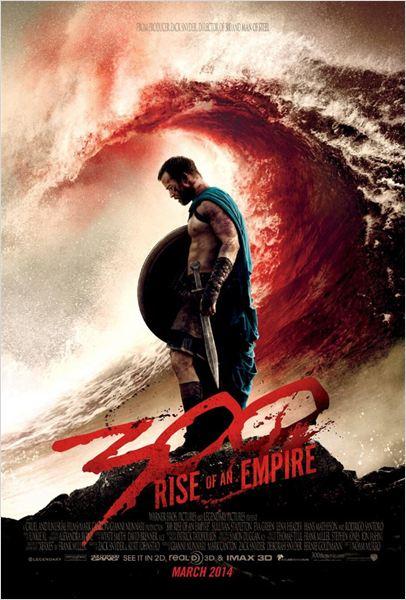 300 : La naissance d'un Empire : Affiche