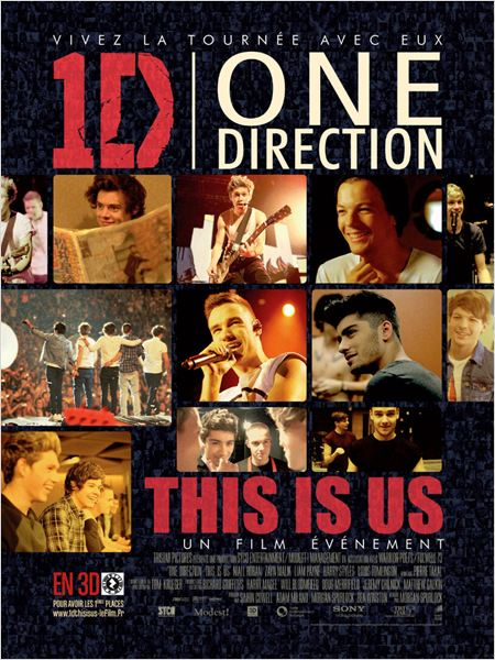 Telecharger One Direction Le Film DVDRip