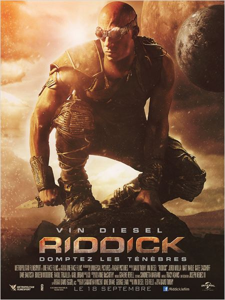 Riddick [BDRip] [MULTI]