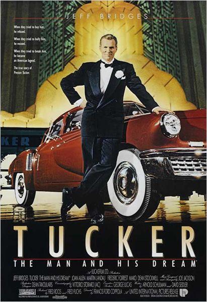 Tucker : L'homme et son rêve : Affiche