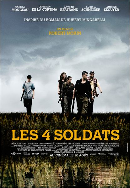 Les 4 soldats [FRENCH-DVDRIP]