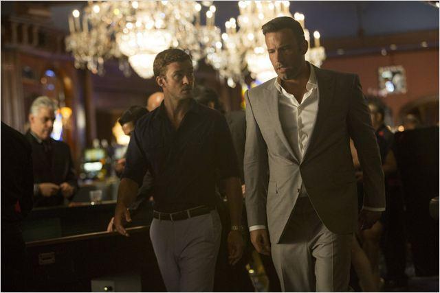Players : Photo Ben Affleck, Justin Timberlake
