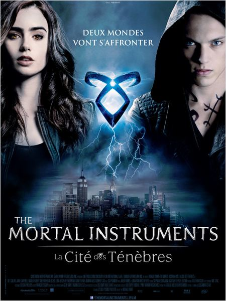 The Mortal Instruments : La Cité des ténèbres [FRENCH-DVDRIP-AC3]