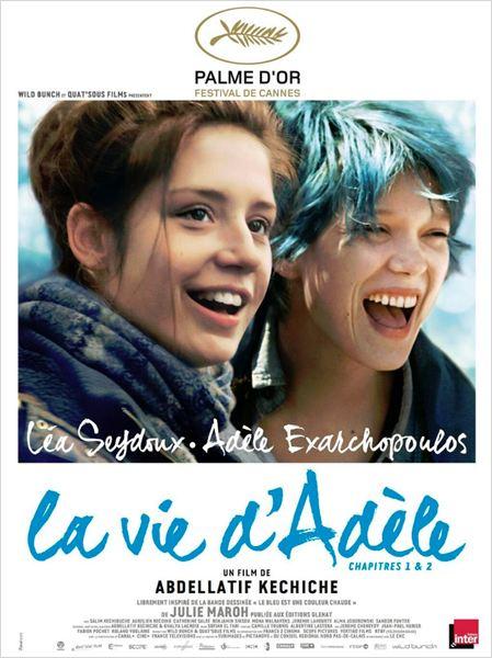 La Vie d'Adèle - Chapitres 1 et 2 ddl
