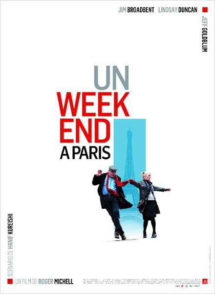 Un week-end à Paris : Affiche