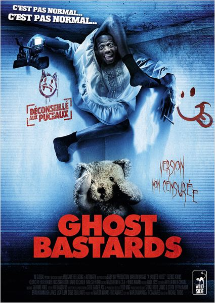 Ghost Bastards (Putain de fantôme) streaming vk vimple youwatch
