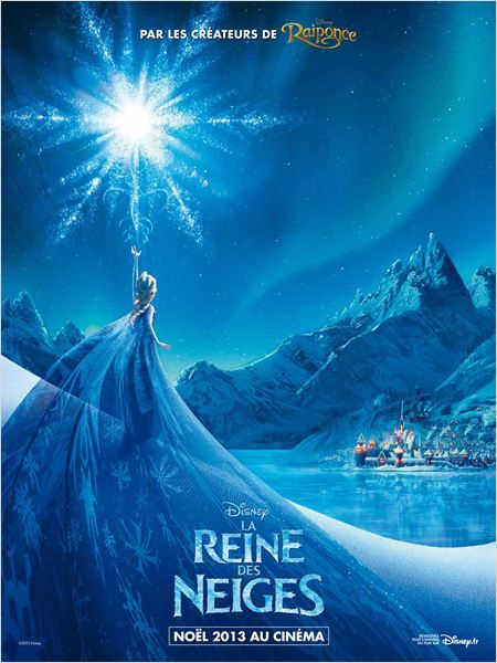[MULTI] La Reine des neiges |FRENCH| [DVDSCR]