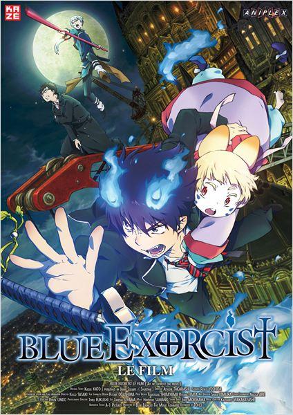 Telecharger Blue Exorcist: Le Film  Blu-Ray 1080p MULTI Gratuitement