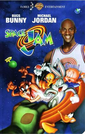 Space Jam affiche