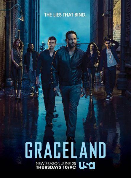 Graceland saison 3 en vostfr