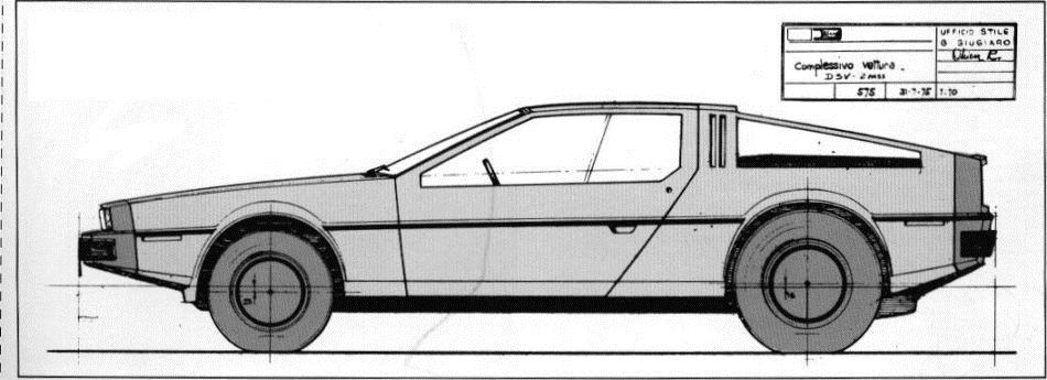 retour vers le futur delorean la cr ation d 39 une voiture mythique diaporama allocin. Black Bedroom Furniture Sets. Home Design Ideas
