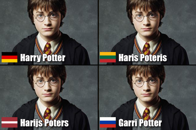 harry potter naken