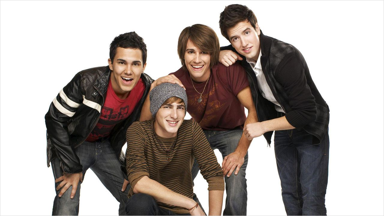 Big Time Rush Serien Stream