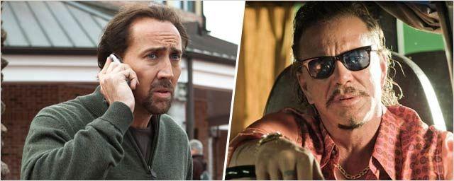 "Nicolas Cage et Mickey Rourke à ""Marble City"" ?"