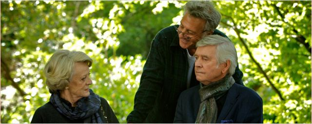 """Quartet"" de Dustin Hoffman : la bande-annonce [VIDEO]"