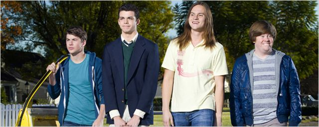 Une bande annonce pour &quot;The Inbetweeners US&quot; [VIDEO]