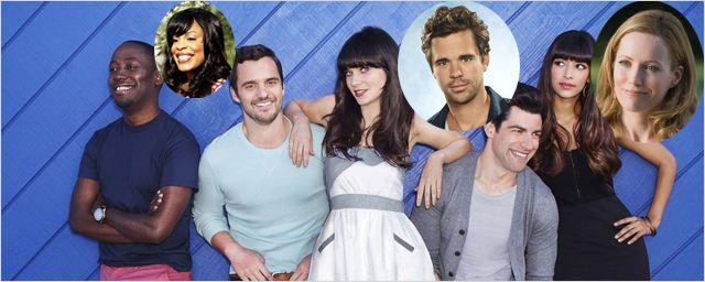 """""""New Girl"""" : les trois premiers invités de la saison 2 !"""