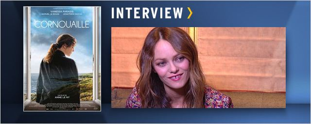 """Cornouaille"" : Trois questions à Vanessa Paradis [VIDEO]"