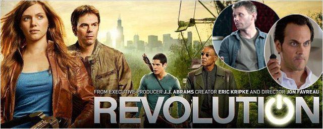 """""""Revolution"""" accueille trois anciens de """"Supernatural"""""""