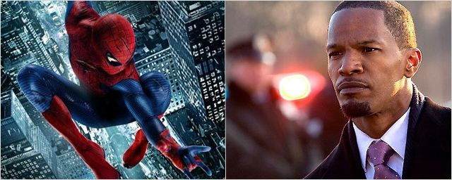 "Jamie Foxx en méchant dans ""The Amazing Spider-Man 2"" ?"