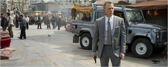Box-office France : James Bond d&#233;passe les 5 millions d&#39;entr&#233;es !