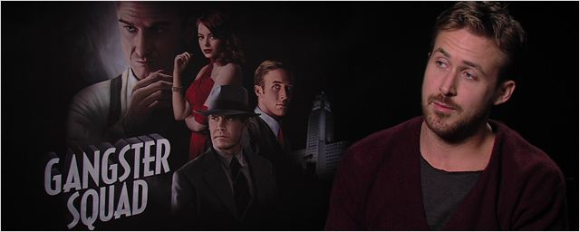 """Gangster Squad"" : l'équipe au micro ! [VIDEO]"