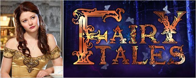 Emilie De Ravin présente à la convention Fairy Tales