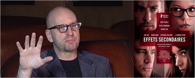 Soderbergh : &quot;Les gens ne croient pas que je vais arr&#234;ter&quot; [VIDEO]