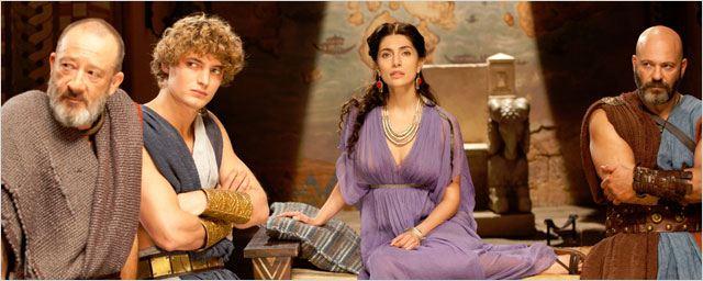 """Ce que pense la presse d'""""Odysseus"""""""