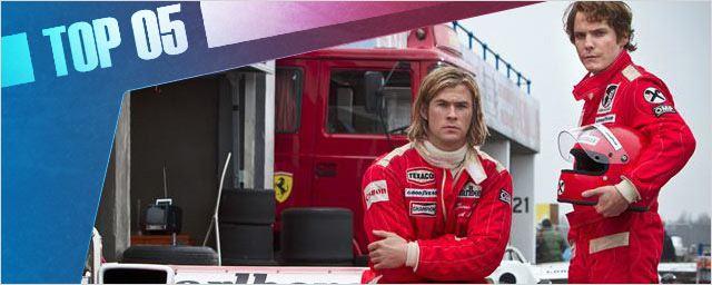 Top 5 des champions de course automobile [VIDEO]