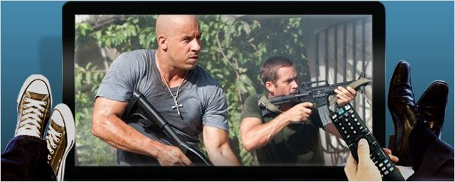 "Ce soir à la télé : on mate ""Fast & Furious 5"", on zappe ""Ma part du gâteau"""