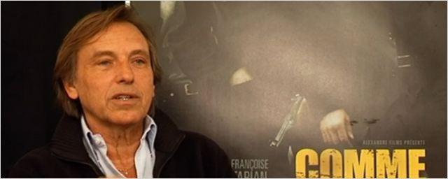 """""""24 jours"""" : Alexandre Arcady en tournage au 36, quai des Orfèvres"""