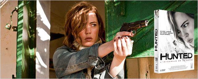 """Un extrait musclé de """"Hunted"""", la série d'espionnage avec Melissa George [VIDEO]"""