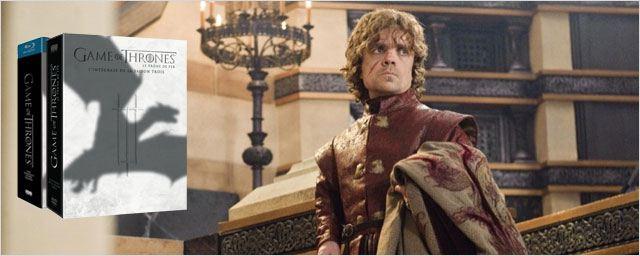 """DVD/Blu-ray """"Game of Thrones"""" Saison 3 : dans les coulisses du Pouvoir [Extrait]"""