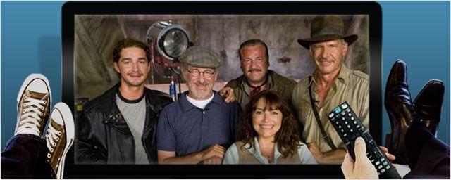 """Ce soir à la télé : on mate """"Indiana Jones et le royaume du crâne de cristal"""", on zappe """"Green Lantern"""""""
