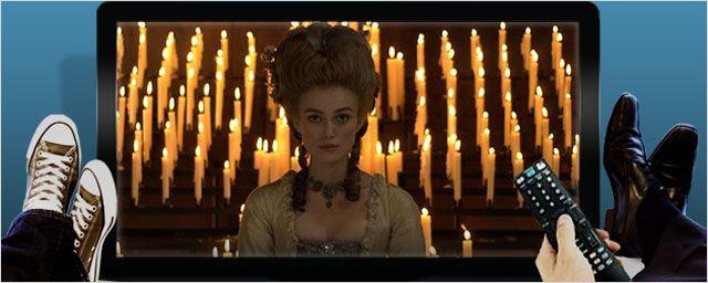 """Ce soir à la télé : on mate """"The Duchess"""", on zappe """"Les Trois Mousquetaires 3D"""""""