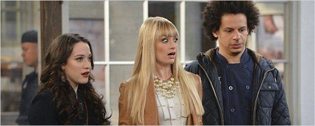 "Audiences US du lundi 21 avril : soirée difficile pour ""2 Broke Girls"""