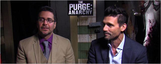 """American Nightmare 2 : """"La purge se produit réellement dans certains pays"""""""