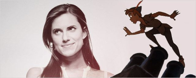 Allison Williams de Girls est le nouveau... Peter Pan ?