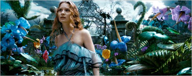 Alice au pays des merveilles : la suite est en tournage