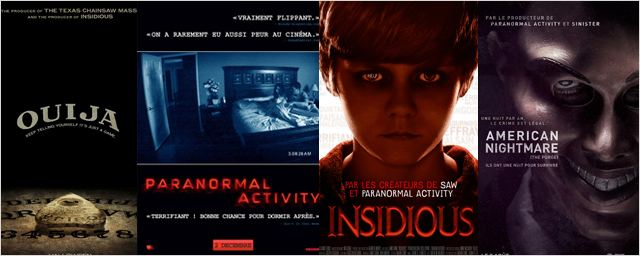 Ouija, American Nightmare, Paranormal Activity: tous les cartons de Jason Blum