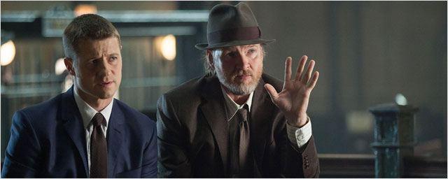 Audiences US du 3 novembre : Gotham revient en force
