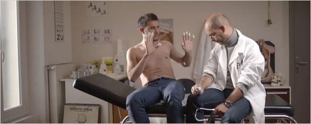 Technophobe, le court métrage aux 5 millions de vues, avec Cyprien, Maurice Barthélémy et Laurence Ferrari