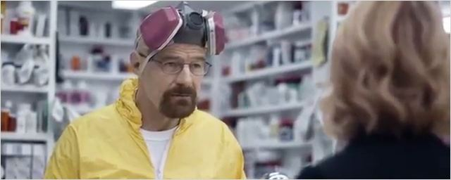Breaking Bad : Walter White est de retour pour le Super Bowl !